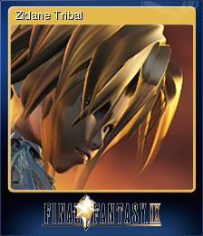 FINAL FANTASY IX Card 1
