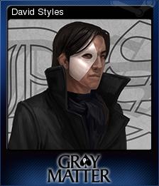 Gray Matter Card 2