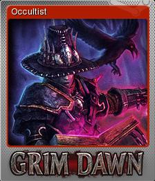 Grim Dawn - Occultist | Steam Trading Cards Wiki | FANDOM