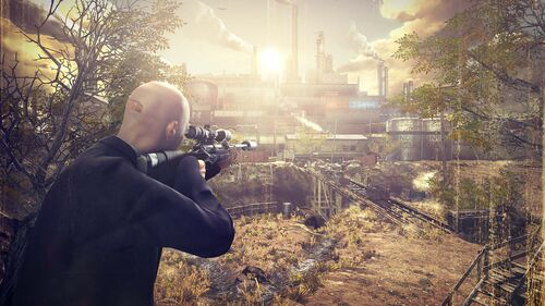 Hitman Absolution Artwork 6