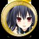 Hyperdimension Neptunia ReBirth2 Sisters Generation Badge 5