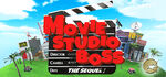 Movie Studio Boss The Sequel Logo