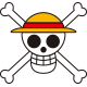One Piece Pirate Warriors 3 Badge Foil