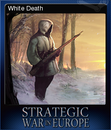 Strategic War in Europe Card 1