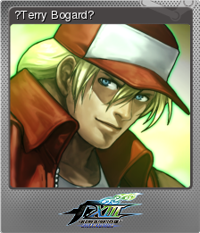 THE KING OF FIGHTERS XIII Foil 7