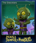 The Deadly Tower of Monsters Card 5