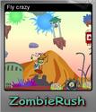 ZombieRush Foil 1