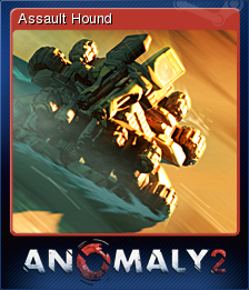 Anomaly 2 Card 5