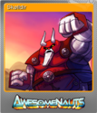 Awesomenauts Foil 10