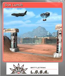 Battletank LOBA Foil 5