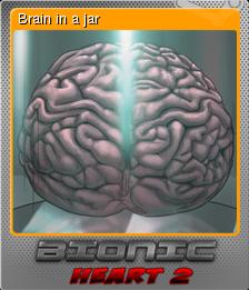 Bionic Heart 2 Foil 5
