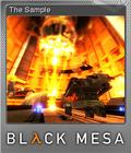 Black Mesa Foil 7