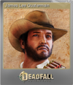 Deadfall Adventures Foil 01