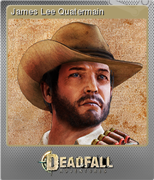 Deadfall Adventures Foil 01
