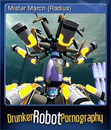 Drunken Robot Pornography Card 2