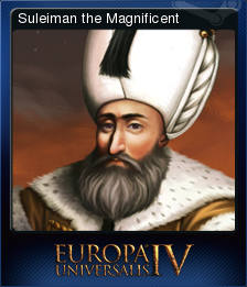 Europa Universalis Suleman the Magnificent