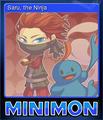 Minimon Card 5