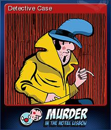 Murder in the Hotel Lisbon Card 2