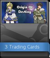 Origin Of Destiny Booster Pack