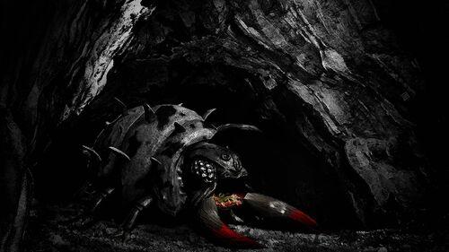 Splatter - Blood Red Edition Artwork 6