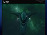 Star Wolves 3: Civil War - Liner