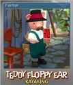 Teddy Floppy Ear Kayaking Foil 3