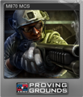 America's Army Proving Grounds Foil 4