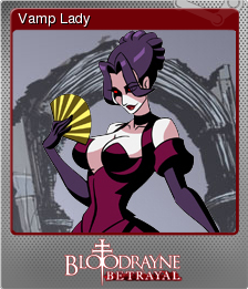 BloodRayne Betrayal Foil 08
