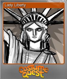 Costume Quest Foil 4