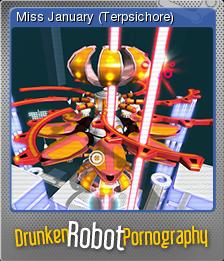 Drunken Robot Pornography Foil 1