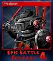 Epic Battle Fantasy 4 Card 11