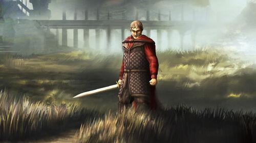 Fallen Enchantress Legendary Heroes Artwork 1