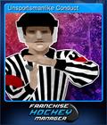 Franchise Hockey Manager 2014 Card 8