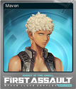 Ghost in the Shell Stand Alone Complex - First Assault Online Foil 6