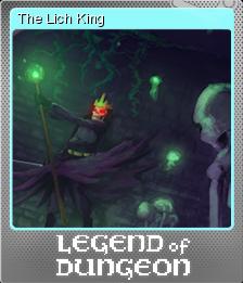 Legend of Dungeon Foil 3