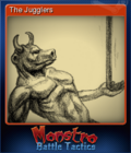 Monstro Battle Tactics Card 6