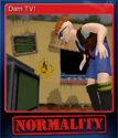 Normality Card 1