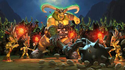 Orcs Must Die! 2 Artwork 1