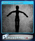 Paranormal Card 4