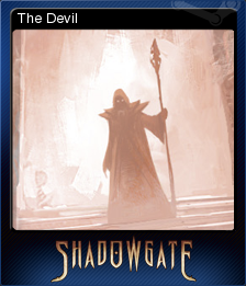 Shadowgate Card 3