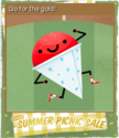 Summer Picnic Sale Foil 07