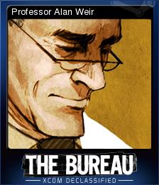 The Bureau XCOM Declassified Card 8
