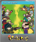 Unholy Heights Foil 3
