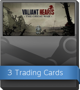Valiant Hearts The Great War Booster Pack