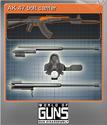 World of Guns Gun Disassembly Foil 08