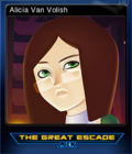 AR-K The Great Escape Card 1