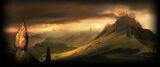 Aarklash Legacy Background Alahan Landscape