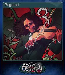 Abyss Odyssey Card 1