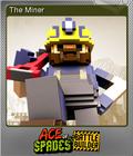 Ace of Spades Battle Builder Foil 5