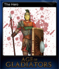 Age Of Gladiators Card 6